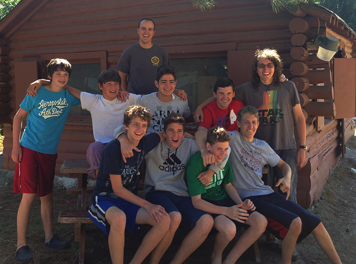 Senior Cabin Photo