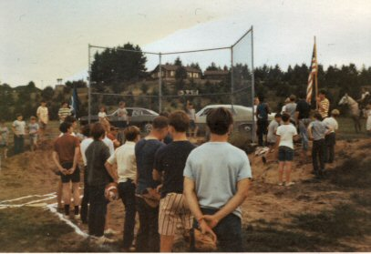 Softball 1970